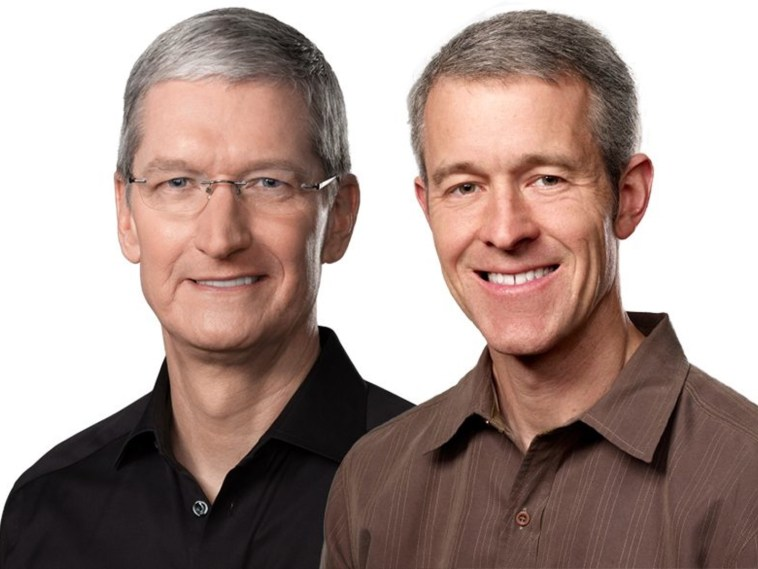 Jeff Williams se postula como posible sucesor de Tim Cook