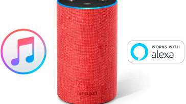 Así se reproduce Apple Music en Alexa con un altavoz Amazon Echo