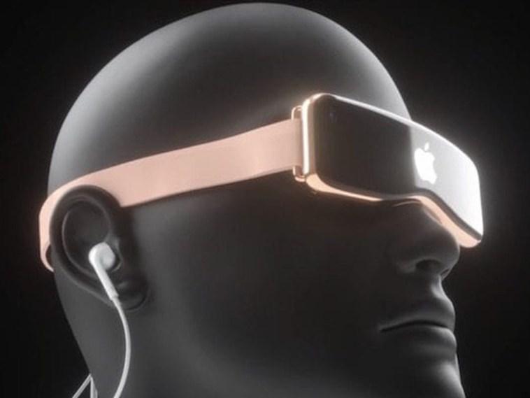 Apple estaría probando sus gafas AR con la ayuda de un controlador de HTC