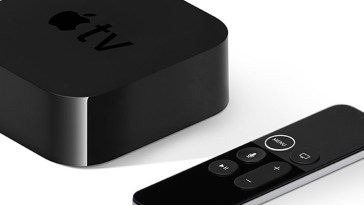 Un nuevo Apple TV 4K podría ser lanzado por Apple en cualquier momento