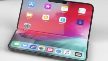 Apple patenta una capa protectora super resistente para pantallas plegables