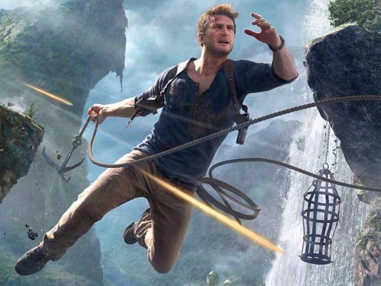 Uncharted Sony