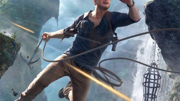 Uncharted Sony