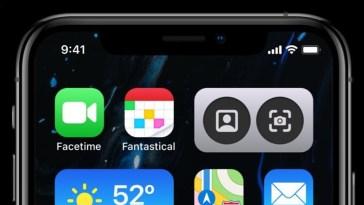 así sería el iOS 14 que presentarían en la WWDC2020
