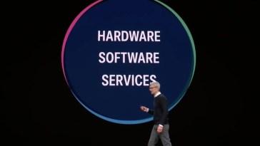 Apple One, el pack de suscripciones de Apple llegará en octubre