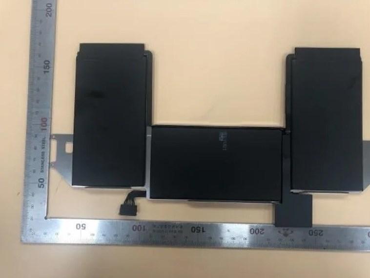 Certificada la posible batería para un MacBook Air con Apple Silicon