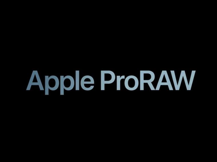 iOS 14.3 añade el formato ProRAW a los iPhone 12 Pro y 12 Pro Max