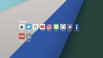 Cómo cambiar el fondo de la página principal de Safari