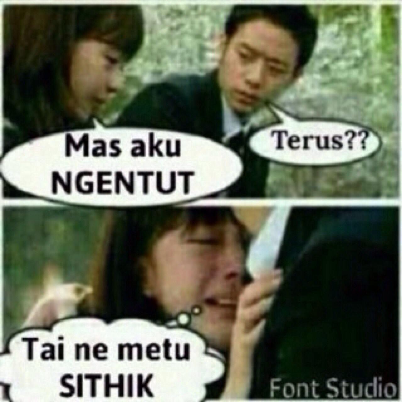 Kumpulan Meme Lucu Bahasa Sunda  Kumpulan Gambar DP BBM