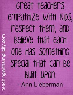 empathize....