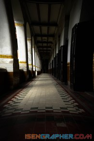 another out side of lawang sewu
