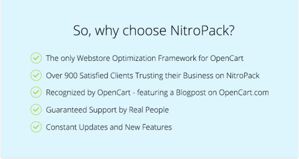 NitroPack - Complete Web Performance Optimization Framework