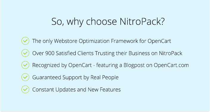 NitroPack - 2.0 nitropack - nitropack why choose - NitroPack — 2.0