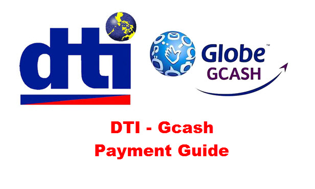How to Pay DTI Business Name Registration Using Gcash – iSensey
