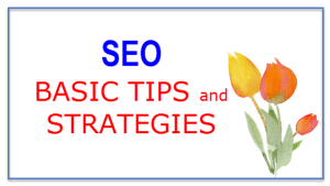 Basic SEO Tips and Strategies iSensey