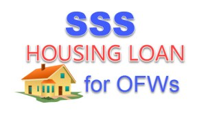 SSS Housing Loan for OFWS Requirements