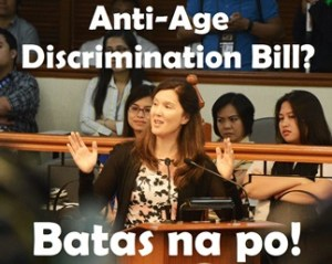 Anti-Age Discrimination Bill Becomes Law