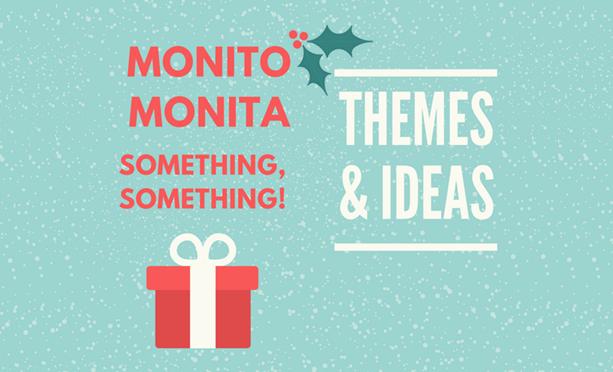 Monito Monita Themes, Ideas, Code Names