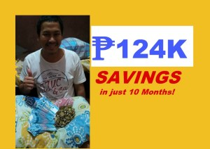 peso sense savings testimonial