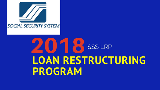 Sss loan restructuring 2018 questions and answers isensey social security system members who have unpaid loans this is your time to seek loan penalty condonation apply for sss lrp spiritdancerdesigns Gallery
