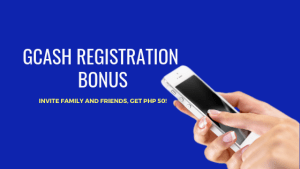 GCASH REFERRAL Code Invite Friends