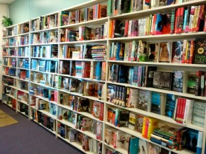 Classroom Library - Erica Beaton