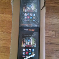 6 Kindles in a Box