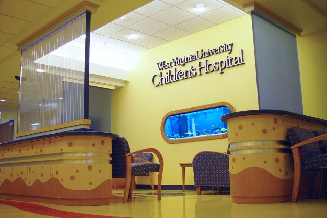 WVU Medicine Childrens Hospital  WVU Center for Service and Learning