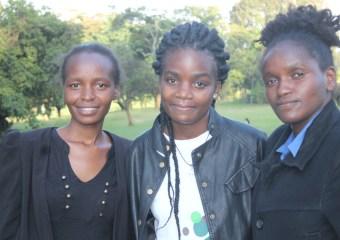 The Three Servant Girls