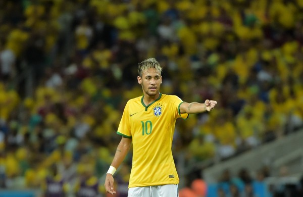 內馬爾受傷休養 無緣出戰對德4強賽 - 2014世界盃足球賽 - 自由電子報