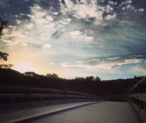 伊勢神恩感謝の旅宇治橋