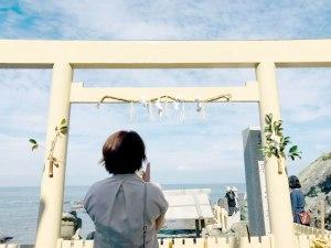 伊勢神宮参拝の旅 二見興玉神社
