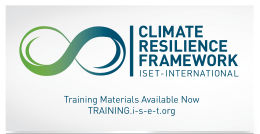 Training support is available. Contact us at training@i-s-e-t.org for more information.