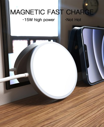 luxury magsafe wireless charger