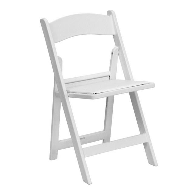 folding chair rental vancouver teal office white resin rentals portland or where to rent find in