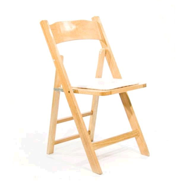 folding chair rental vancouver butterfly covers amazon natural wood rentals portland or where to rent find in