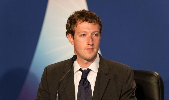 Mark Zuckerberg's current net worth