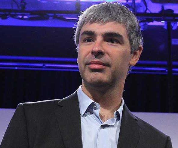 Larry Page's current net worth