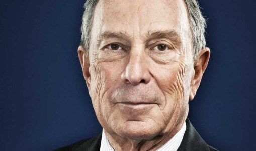 Michael Bloomberg's current net worth