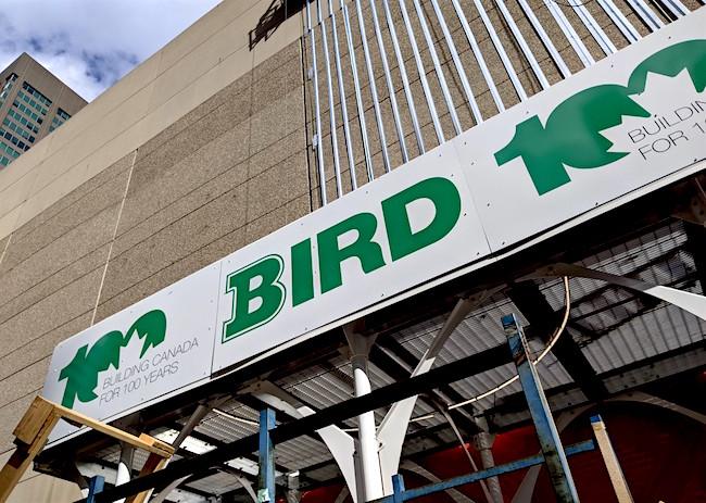 Bird Construction Net Worth