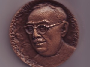 The Franceschetti Medal