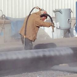 Metallerin Boya Hazırlık İşleri