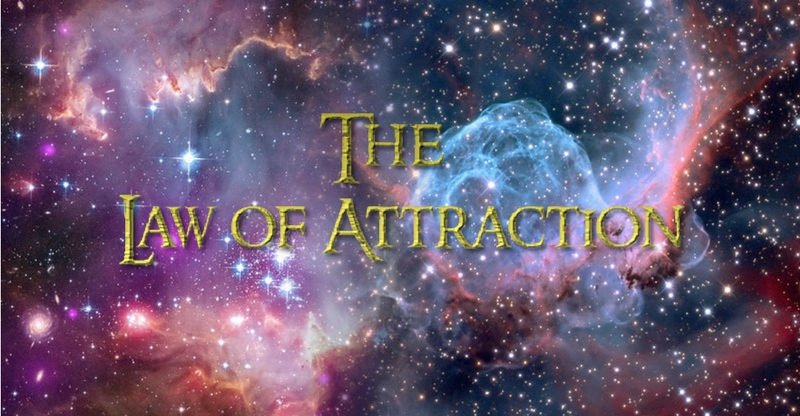 law of attraction for manifesting