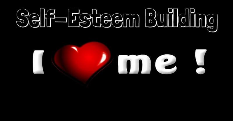 self esteem building
