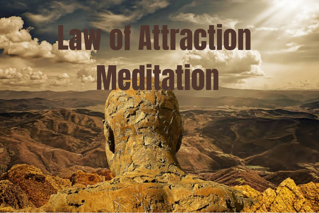 law of attraction meditation