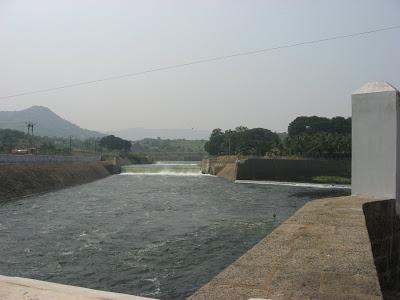 Yercaud dam
