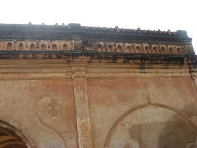 Devanahalli Fort designs