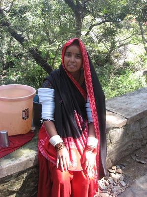 Rajasthani Women and Jewelry