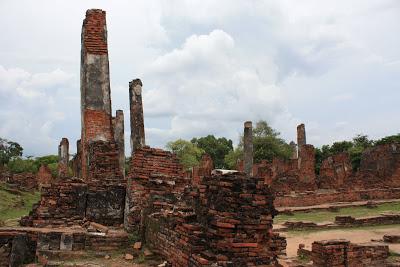 Wat Phra Si Sanphet ruins