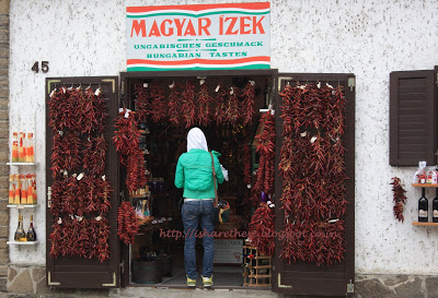 Paprika, national Spice of Hungary